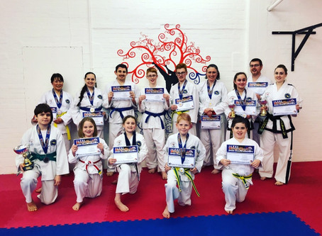 LTSI Southern Open Results