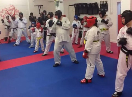 Sparring Seminar with Mr Ben England!