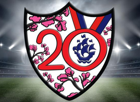 Blue Peter Sports Badge 2020