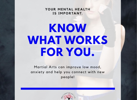 Mental Health Week 2019