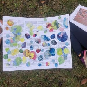 Collaborative Collage - 4th Grade