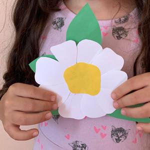 Paper Flowers - Kindergarten