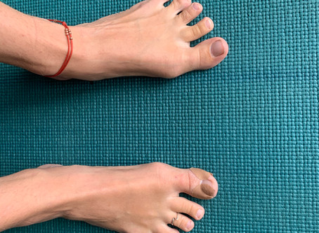 5 Tips for Re-Wilding your Feet