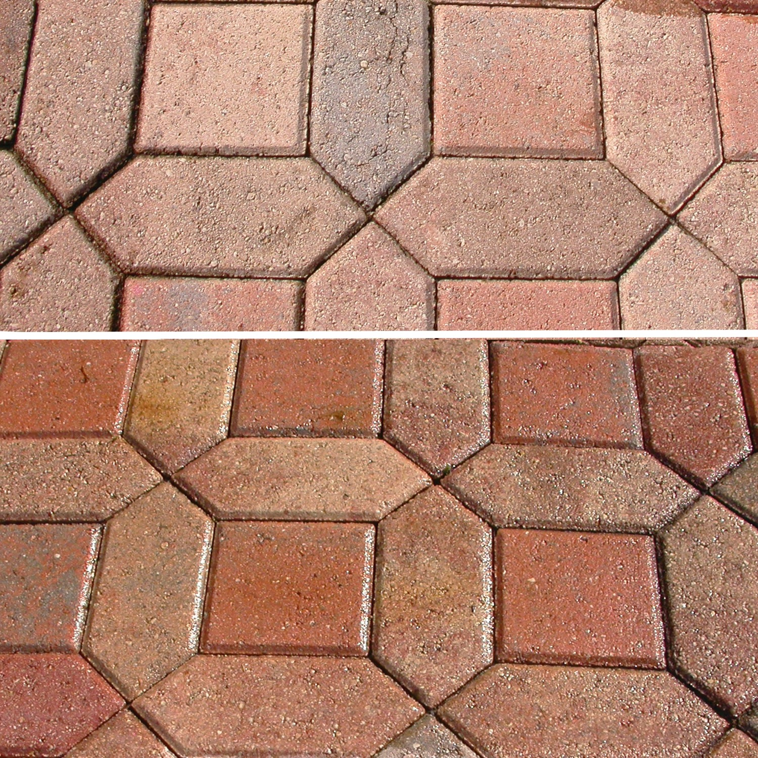 Cobble Clean & Seal
