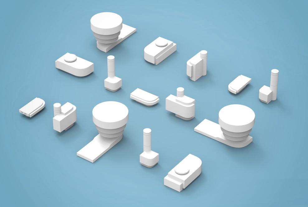 lexon collection architecture moderniste