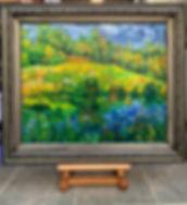 Exbury Gardens Lake framed.jpg