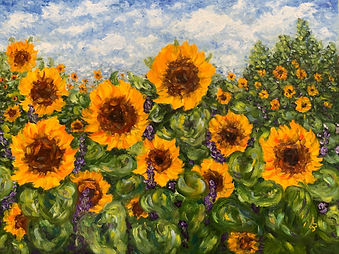 Sunflower Field - commission.jpg