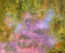 Tribute to Monet - Water Lilies 2.jpg