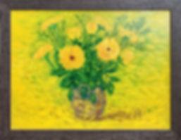 Yellow Gerberas and Roses.jpg