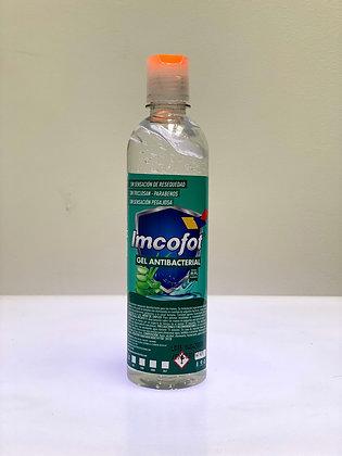 Gel desinfectante x 500 ml