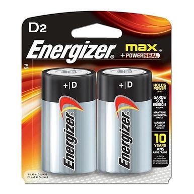 Baterias D (Par)