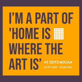 "Exhibition: Zeitz MOCAA ""Home Is Where the Art Is"""