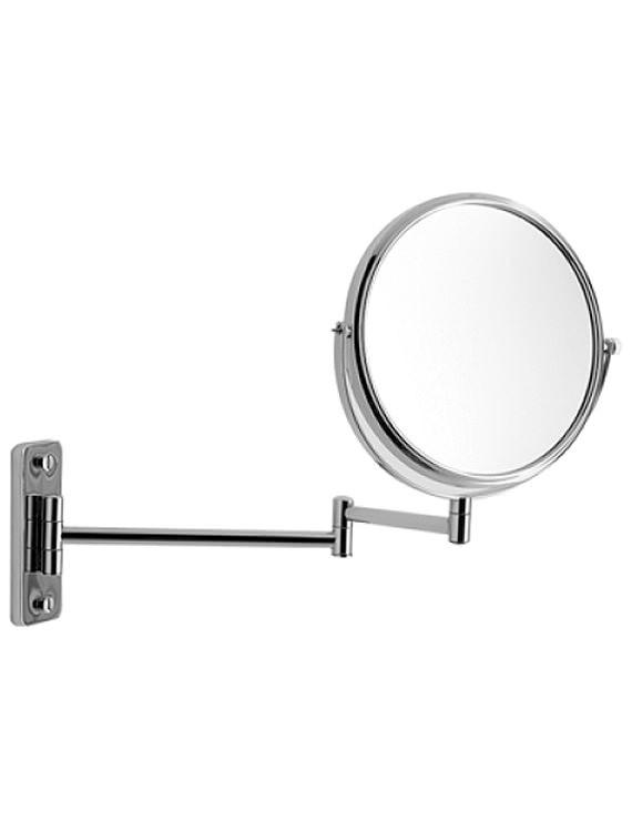 Espejo magnificado