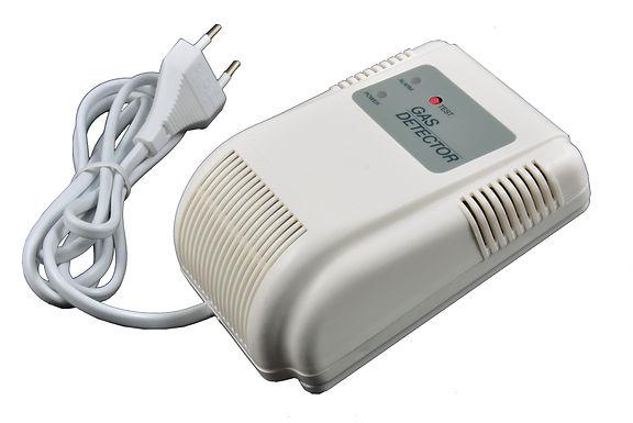 Sensor de gas natural y propano
