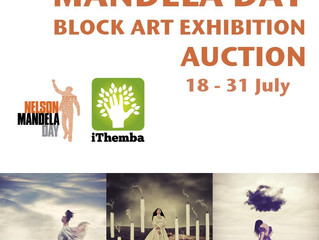 Exhibition: Mandela Day Block Art Exhibition - 2019