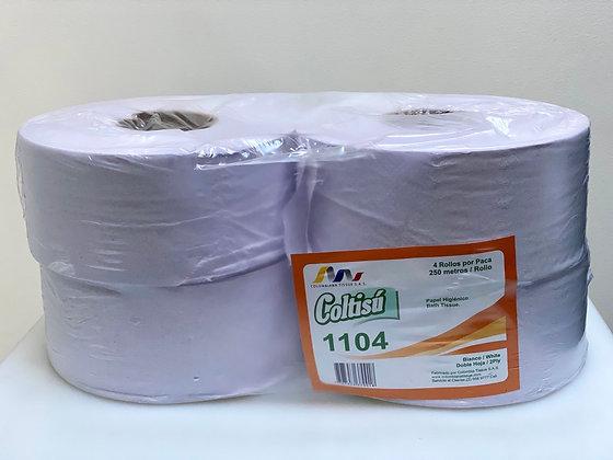 Papel higiénico Incofot DH x 4 Rollos