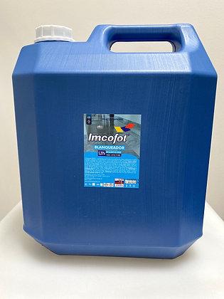 Hipoclorito de sodio 5,25% x Cuñete