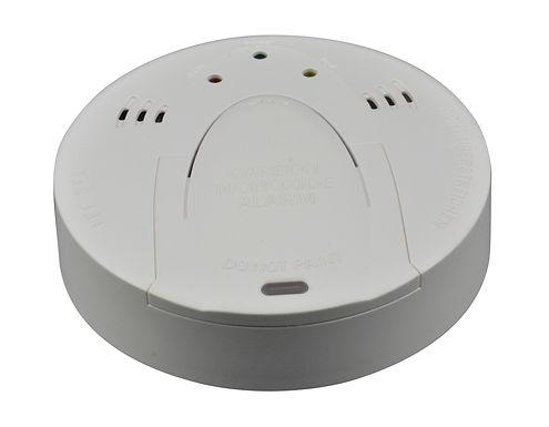 Sensor inalámbrico de monóxido de carbono
