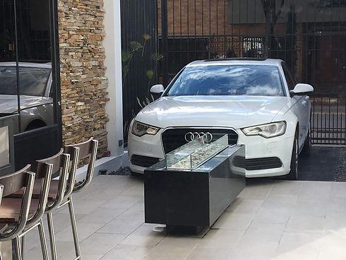 Parqueadero Audi