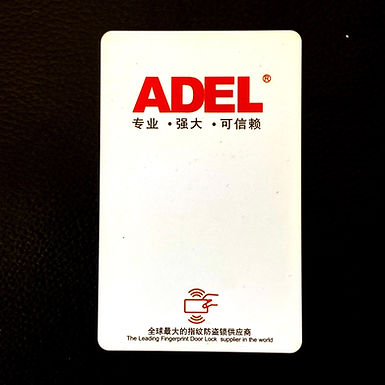 Tarjeta Mifare ADEL