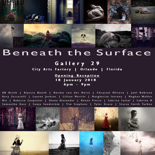 Exhibition: Beneath the Surface