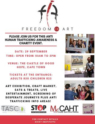Exhibition: Freedom in Art 2018