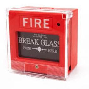 Estación inalámbrica de reporte de incendio