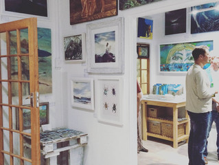 Exhibition Review: South Peninsula Community Art Gallery