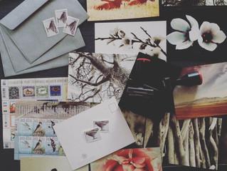 Giveaway 1 of 2: Postcard Packs