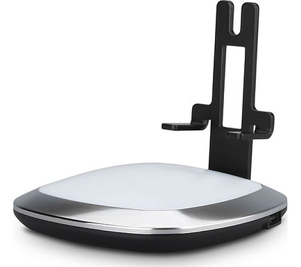 Base de mesa Play 1 con luz LED y puerto USB