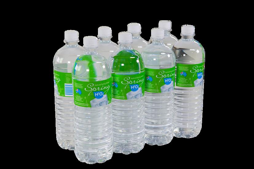 8 x 1.5 Litre Bottles