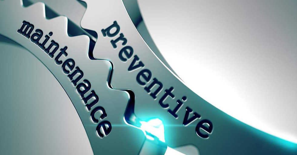 Key Rules For Preventive and Predictive