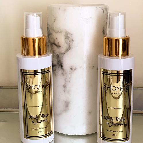 White Musk & Jasmine Room/Linen Spray