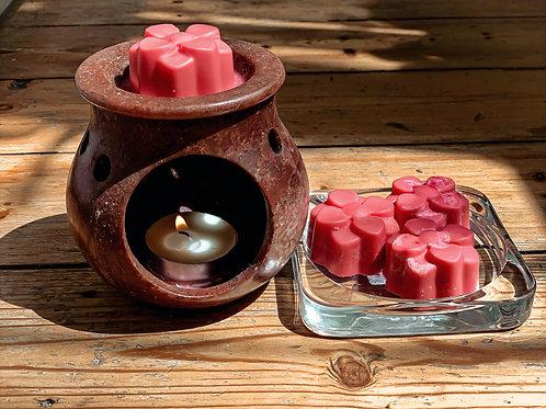 Rose & Oudh Wax Melts