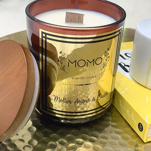 Molten Amber & Oudh