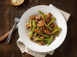 Oriental Beef Stir Fry