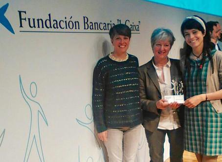 Premio á innovación social!!!