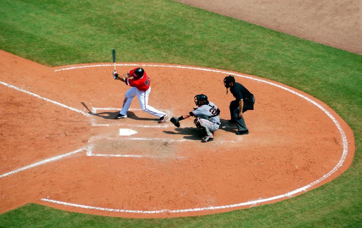 Baseball AM: A Weird Dance, A Weird HR, And A Lot Of Homers In One Place