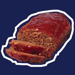 Charola de Meat Loaf