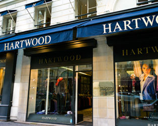Hartwood Shop in the 7th District
