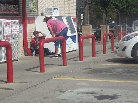 STREETS OF AMARILLO,TEXAS