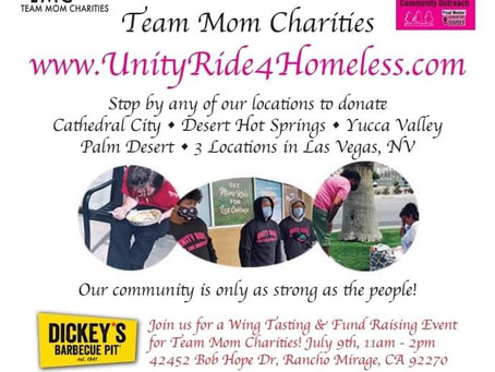 Team Mom Charities presents #KeepitkindCampaign