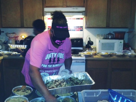 COOKING WITH LOVE 4 THE HOMELESS