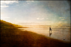 SURFS UP SALTBURN BY THE SEA