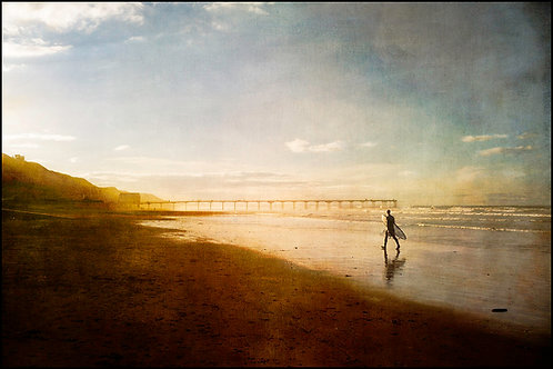 SURFS UP, SALTBURN BY THE SEA, NORTH YORKSHIRE