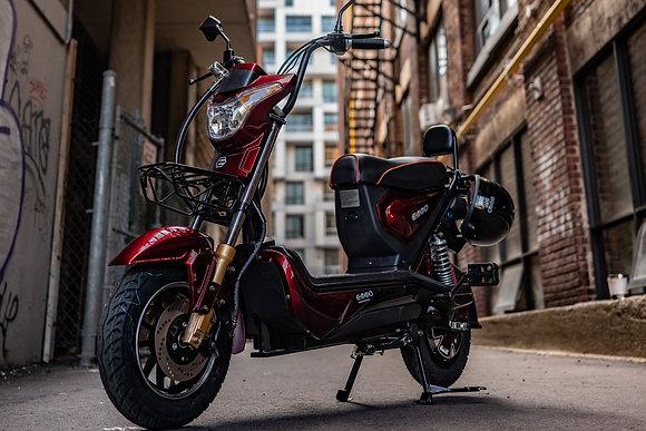 Emmo Evader - Scooter Style Ebike
