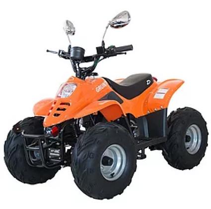 Daymak Grunt 800W Electric ATV