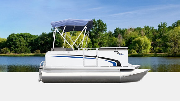 12ft-16ft Cruiser - Compact Pontoons