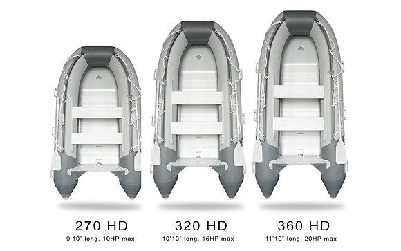 SALTER Sport HD 270-360 Tenders