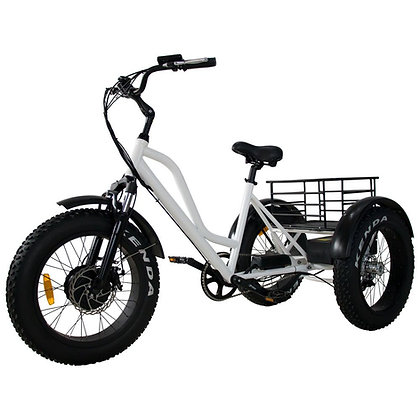 Daymak Florence Fat Tire Electric Bicycle